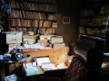 La radio se trouve toujours au bureau