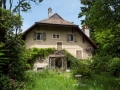 """La villa """"Les Cerisiers"""", maison de Jean Piaget"""