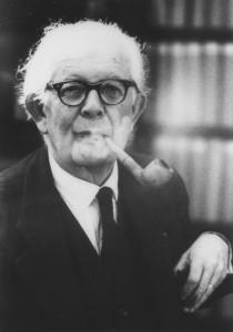 Piaget en 1965